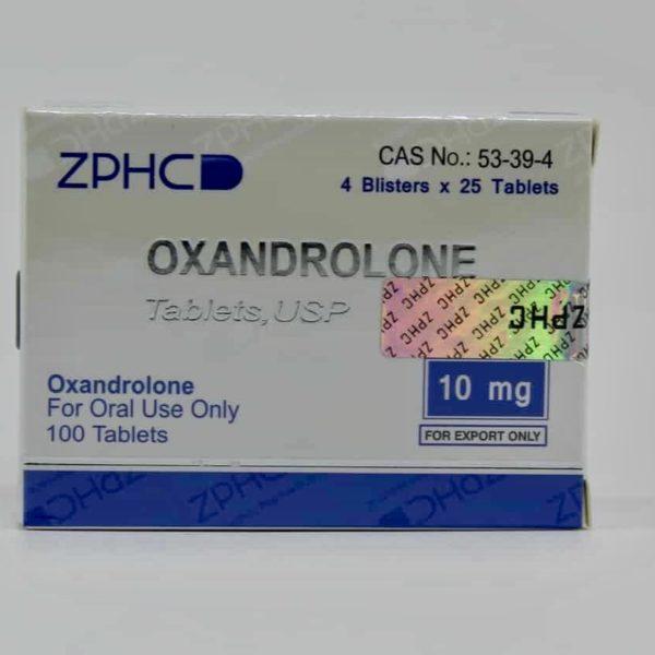 USA DOMESTIC Oxandrolone ZPHC 10mg, 100tabs