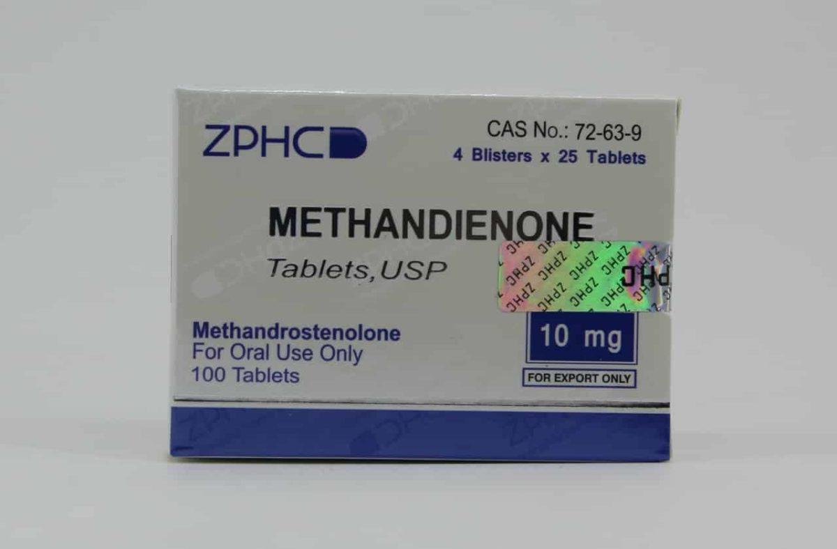 Methandienone ZPHC 10mg