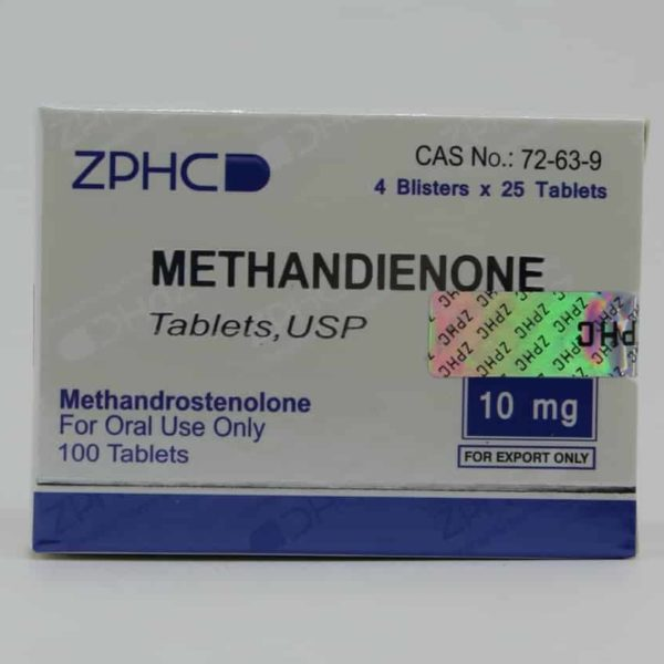 Methandienone ZPHC 10mg