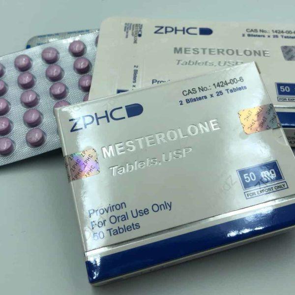 Mesterolone (Proviron) ZPHC 50mg