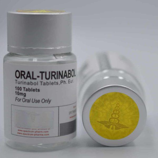 USA Domestic Turinabol Spectrum Pharma 10mg, 100tabs